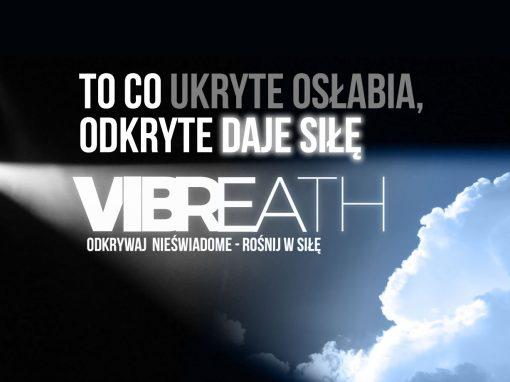 Vibreath – sesja oddechowa w dźwiękach gongu