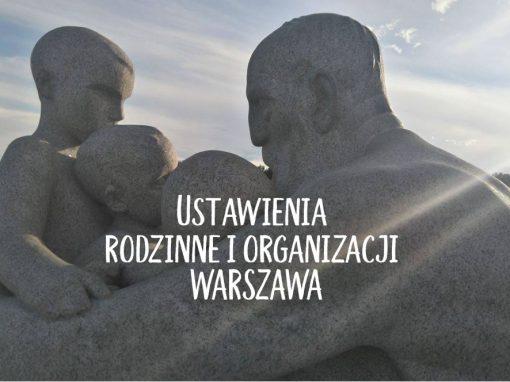 Warszawa Ustawienie rodzinne